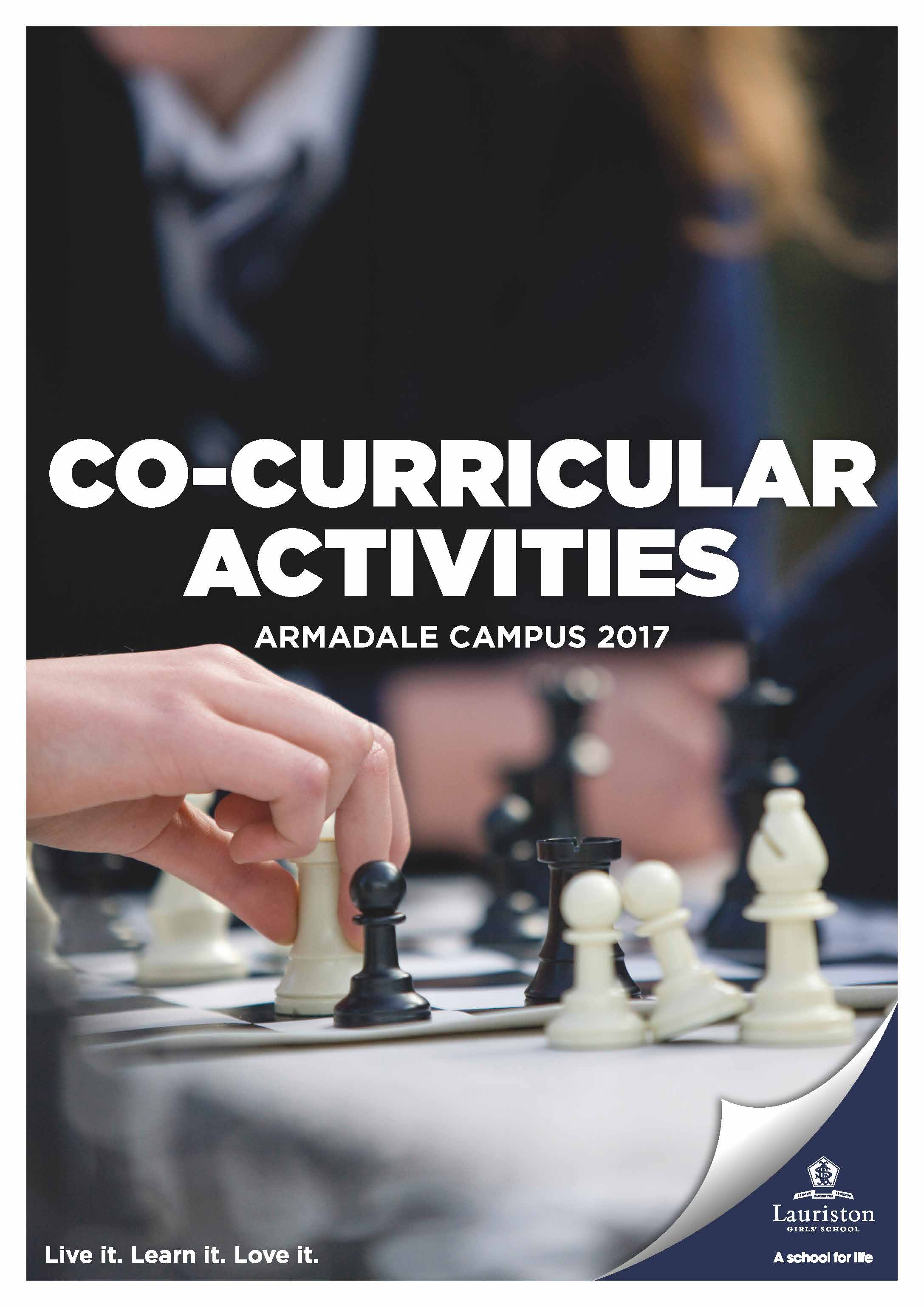 Pages from Co Curricular Activities Handbook