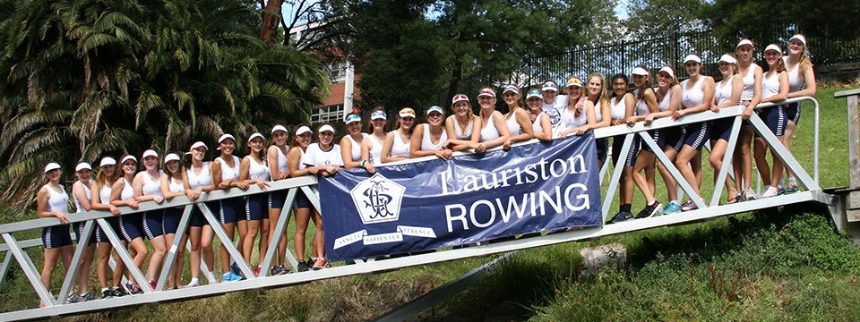 Lauriston Girls' School Melbourne Armadale Parents Association Rowing Association