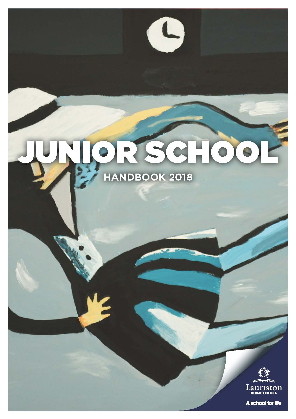 Pages from Junior Handbook 2018