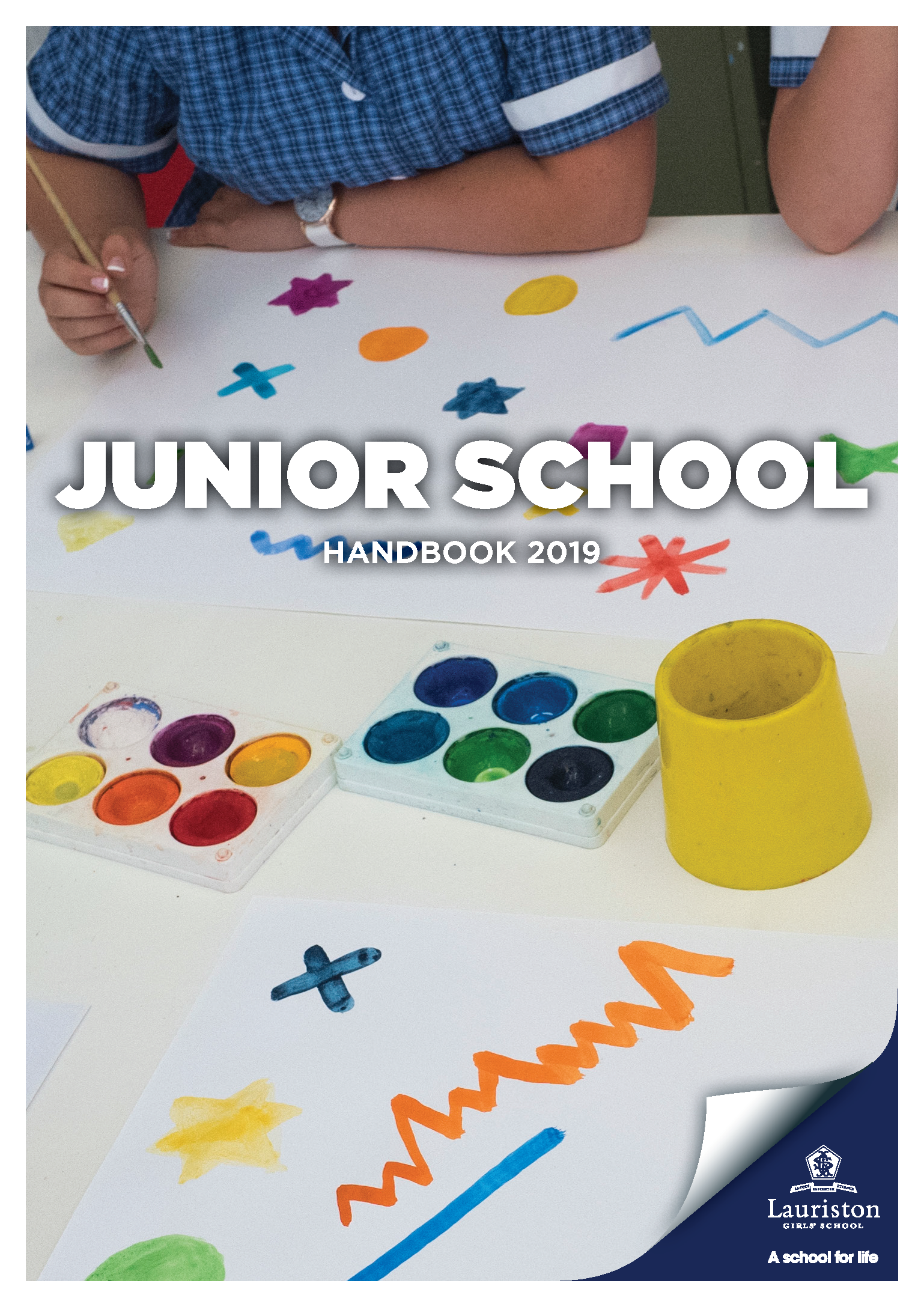 Pages from Junior Handbook 2019