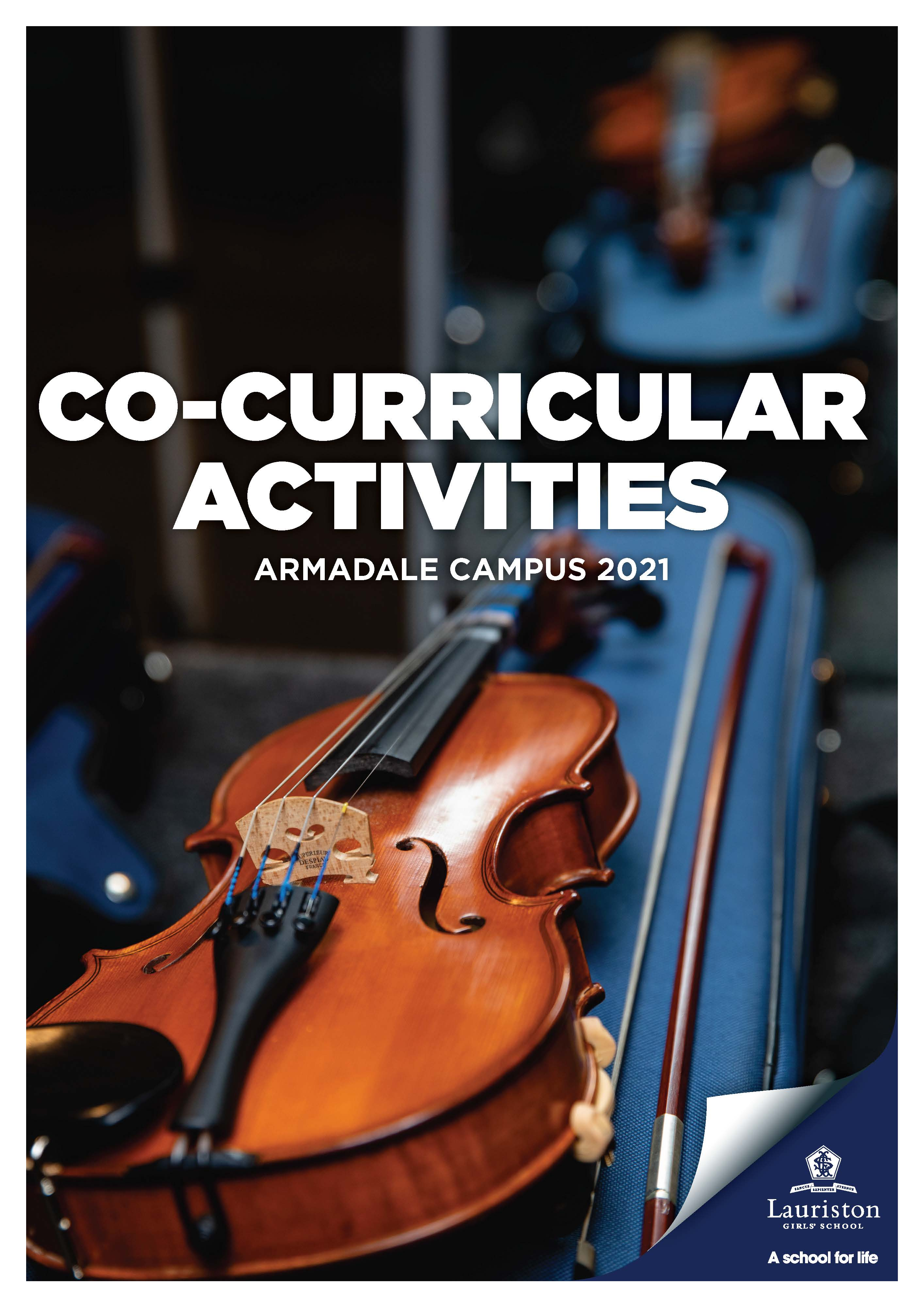 Co Curricular Cover